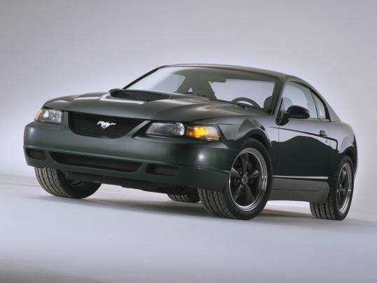 Bullitt Mustang Concept