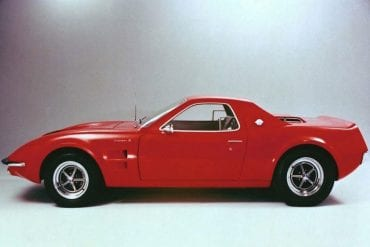 1967 Ford Mustang Mach 2 Concept