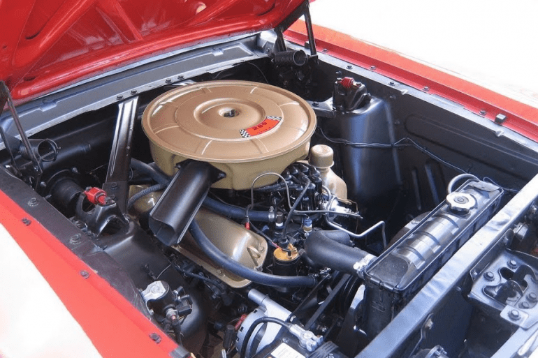 1965 Mustang Engine Information & Specs - 289 Cubic Inch V-8