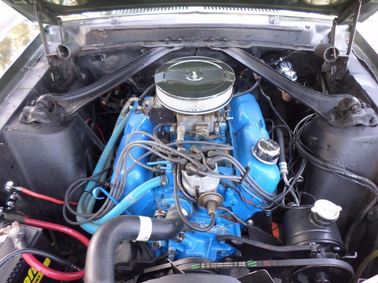 1967 Mustang 289 Engine Specs