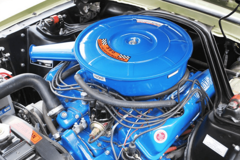 1967 Mustang Engine Information & Specs - 390 Cubic Inch V-8