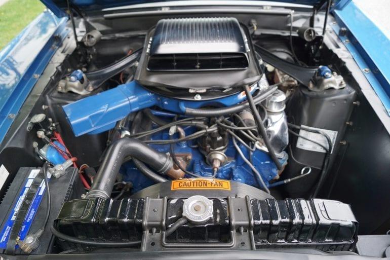 1969 Mustang 428 Cobra JetV8