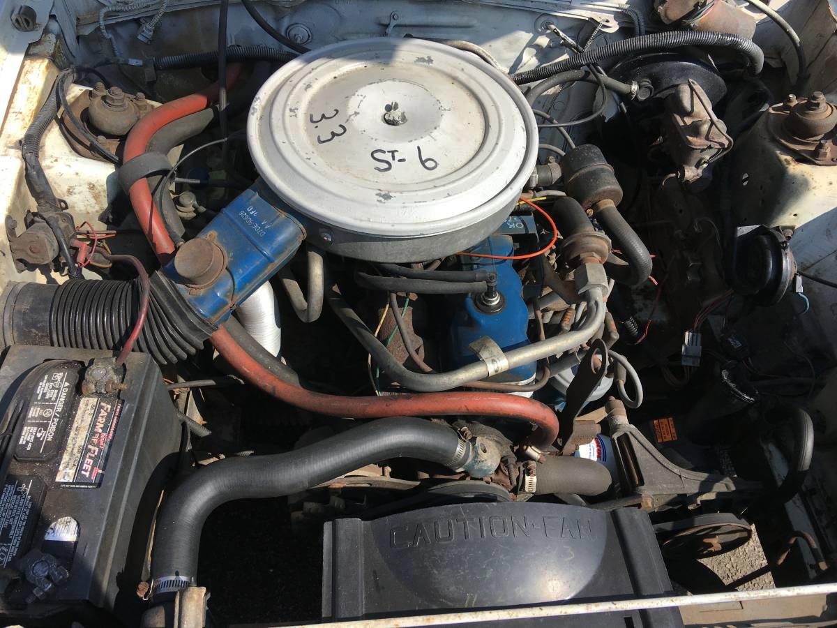 1979 Mustang Inline 6