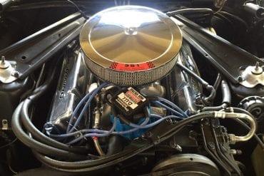 1973 Mustang 351 cleveland V8
