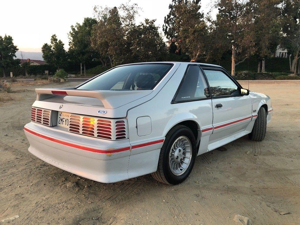 1989 Mustang Gt Torque Specs