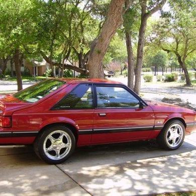 1988 Mustang Inline 4