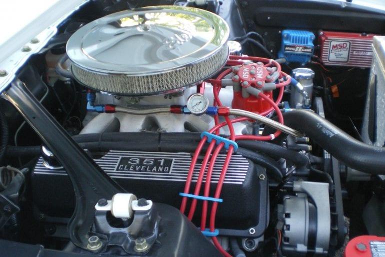 1968 Mustang 351 Cleveland V8
