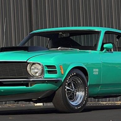 Mustang Grabber