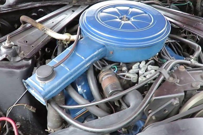 1971 351 Cleveland V8
