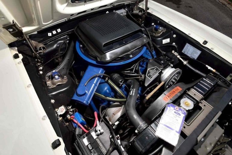 1972 351 Cleveland V8