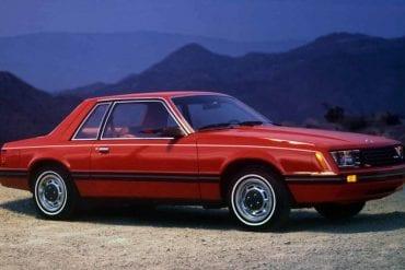 1980 Mustang Colors