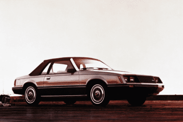 1981 Mustang Color Information