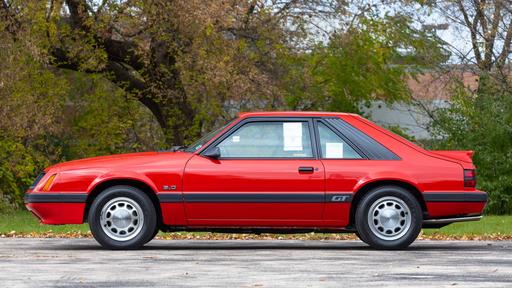 1985 Mustang Engine Information Specs 140 Lima Inline 4 2 3 L