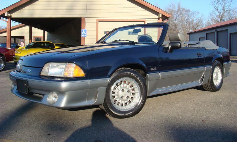 Mustang Gt 1989 Specs