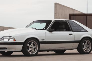 1992 Mustang Inline 4