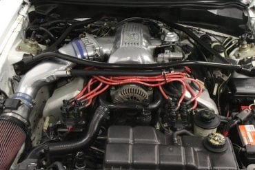 1995 Mustang 5.0 engine cobra