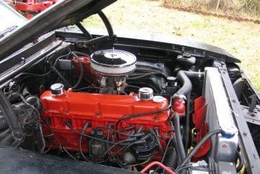 1973 Mustang 250 inline 6