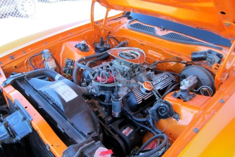 1973 Mustang 351 windsor V8