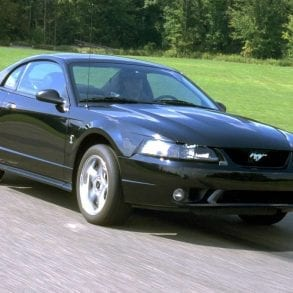 2001 Mustang Color Information'