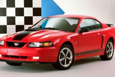 2003 Mustang Mach 1 Production Numbers