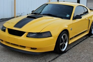 2004 Mustang Mach 1 Production Numbers