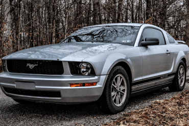 2005 Mustang Color Information