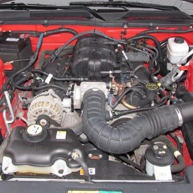 2007 mustang 4.0 v6
