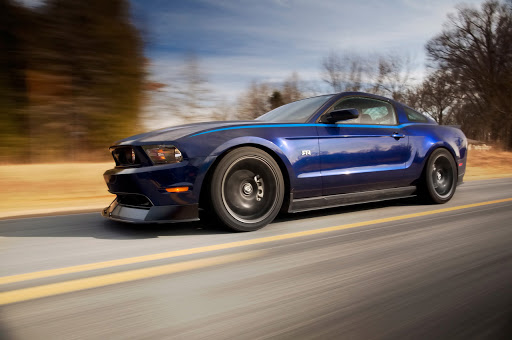 2011 Mustang Color Information
