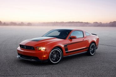 Ford Mustang Production Numbers - 5th Generation
