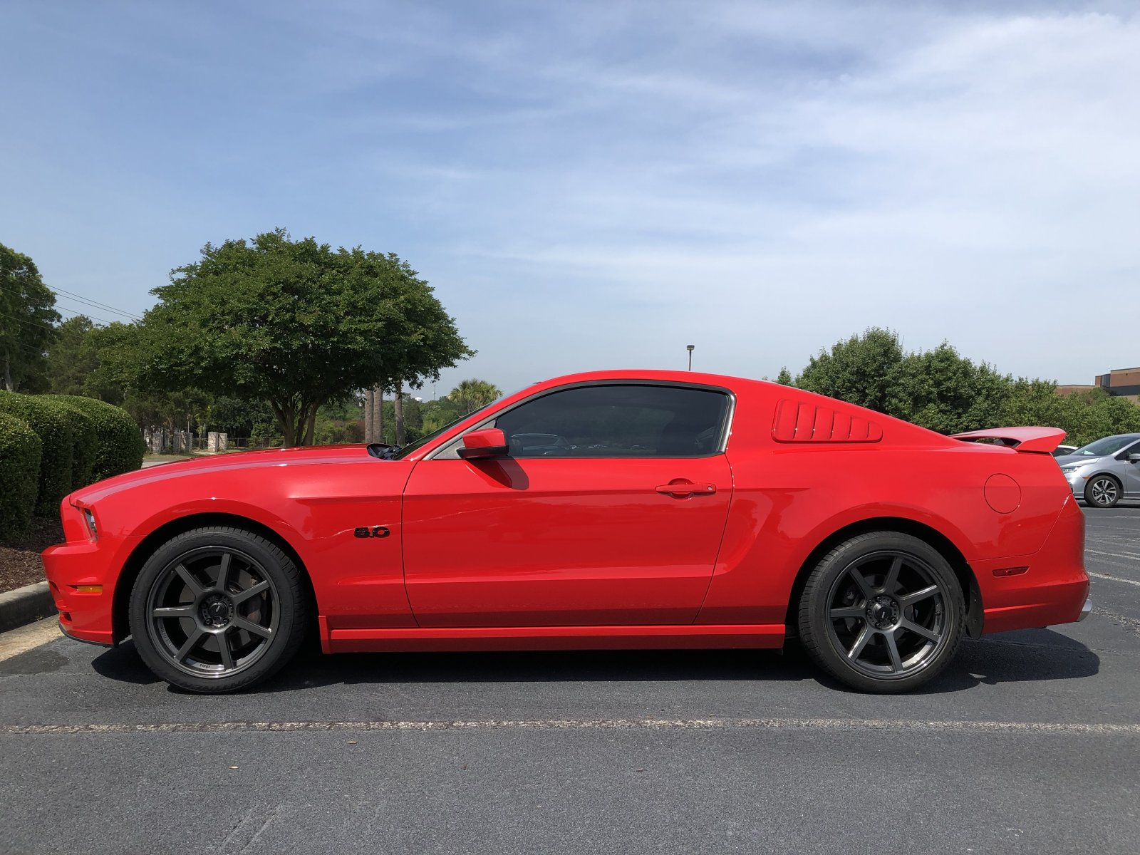 2013 Mustang Color Information