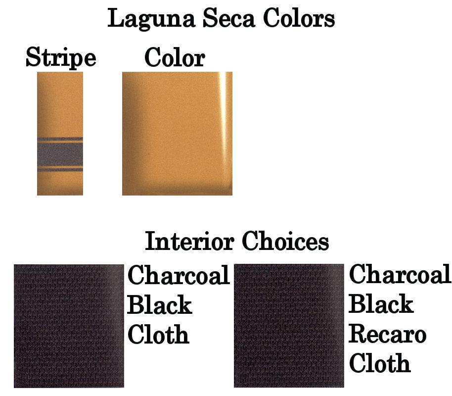 2013 Laguna Seca School Bus Yellow