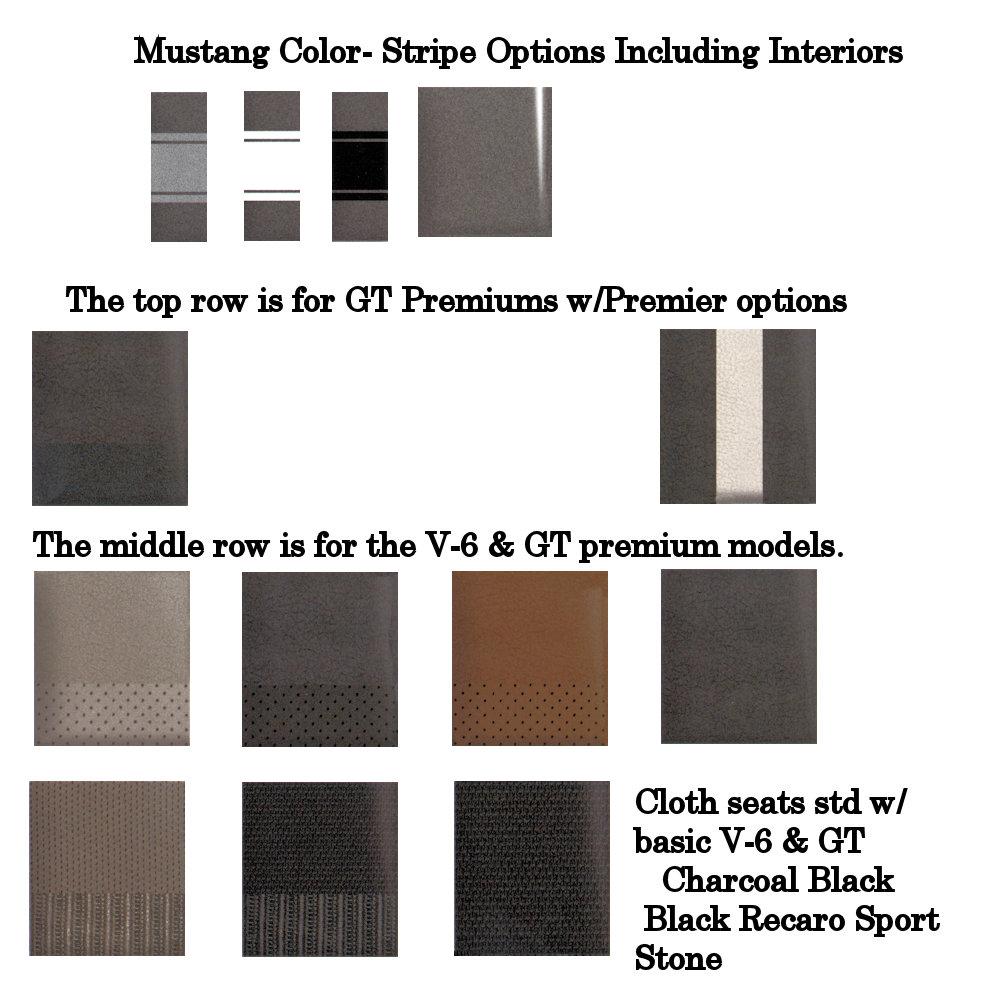 2013 Mustang Sterling Gray Metallic