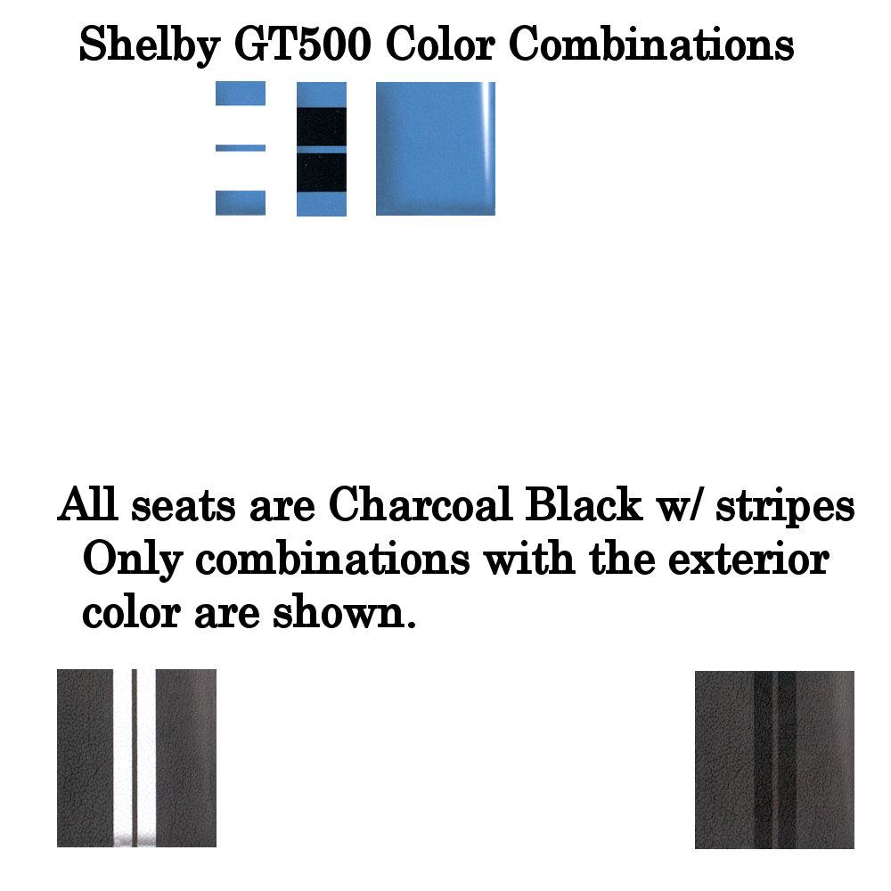 2013 Shelby Grabber Blue