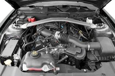 2014 v6 mustang engine