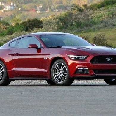 2015 Mustang Colors