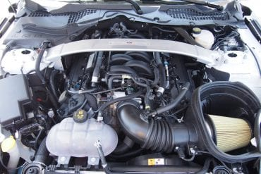2017 shelby gt350 engine