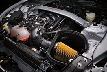 2016 shelby gt350 engine