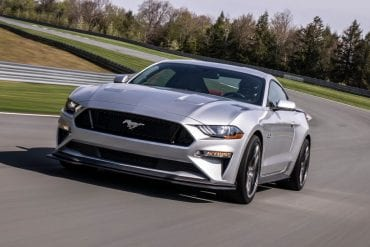 2018 Mustang Color Information