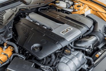 2018 Mustang Engine Information - 302 cubic inch V-8 (5.0 L Coyote V8)
