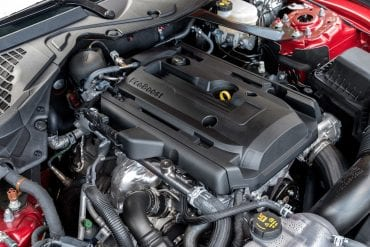 The 2.3L EcoBoost 4 Engine