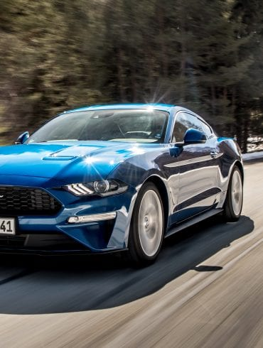 Ford Mustang Sales Figures
