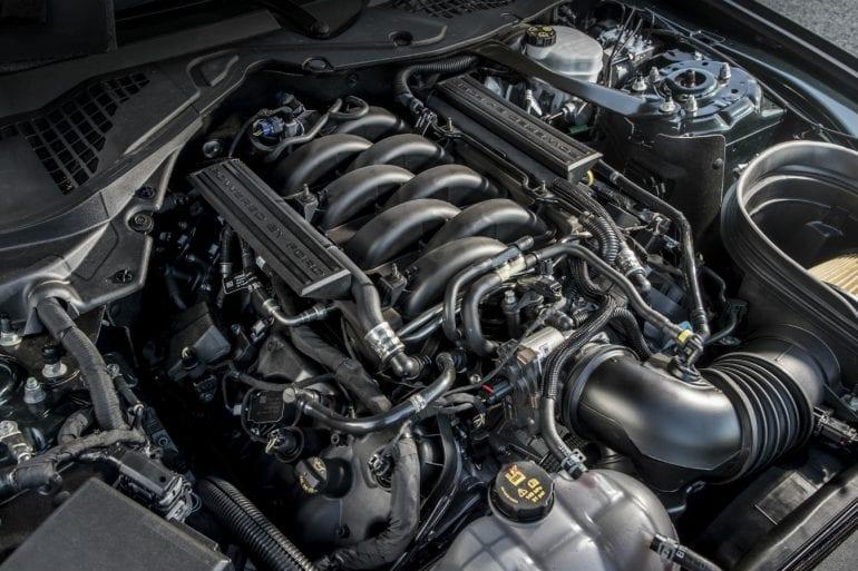 2019 Mustang Engine Information & Specs - 302 Coyote V8 (5.0 L)