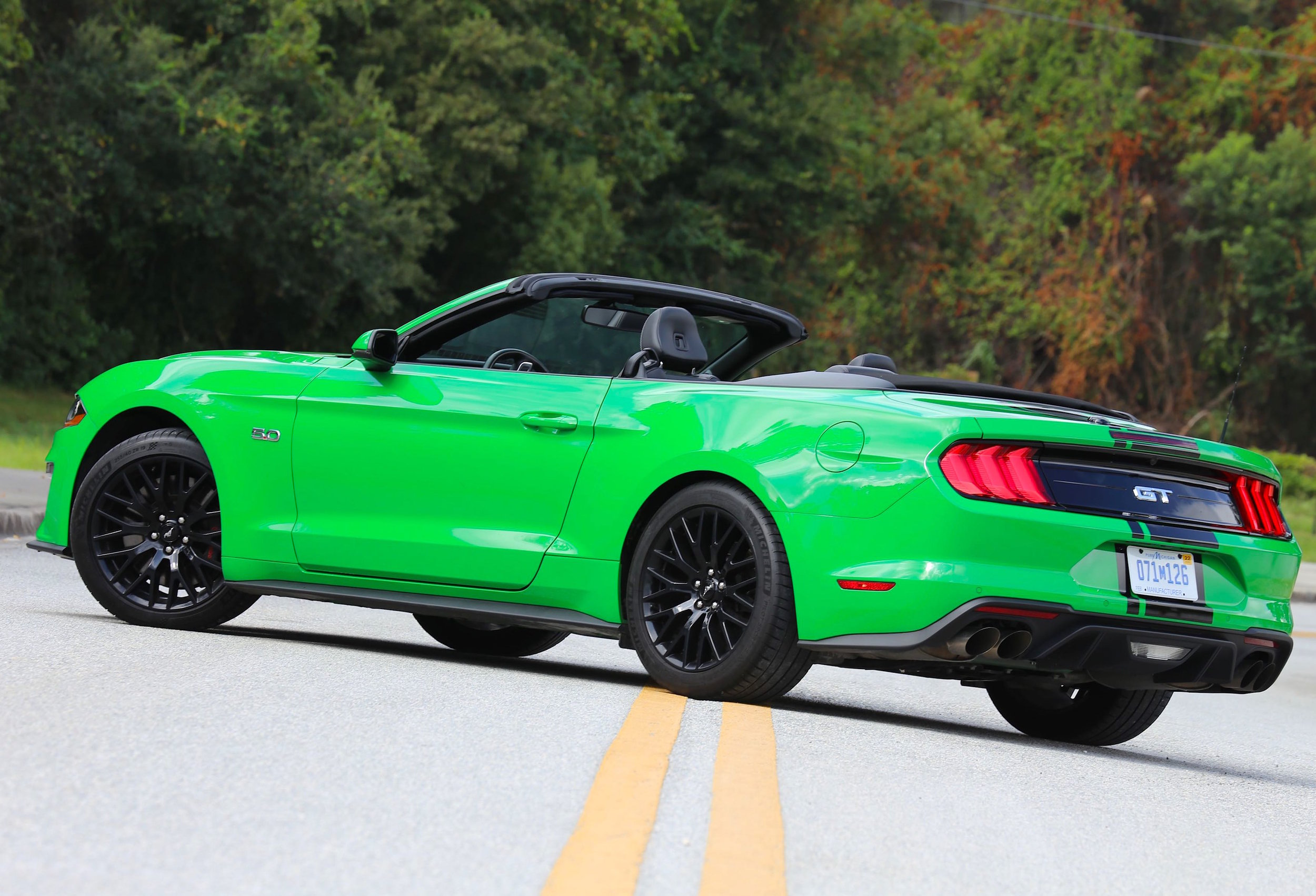 Need For Green 2019 Ford Mustang