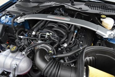 2019 shelby gt350 engine