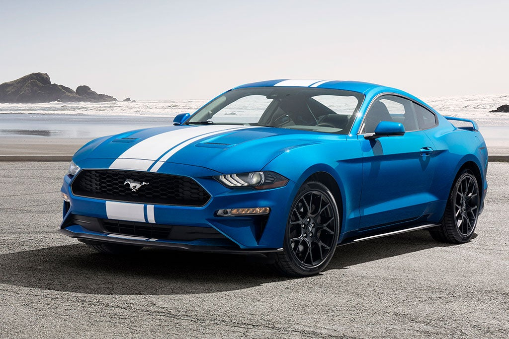 2019 Mustang Color Information