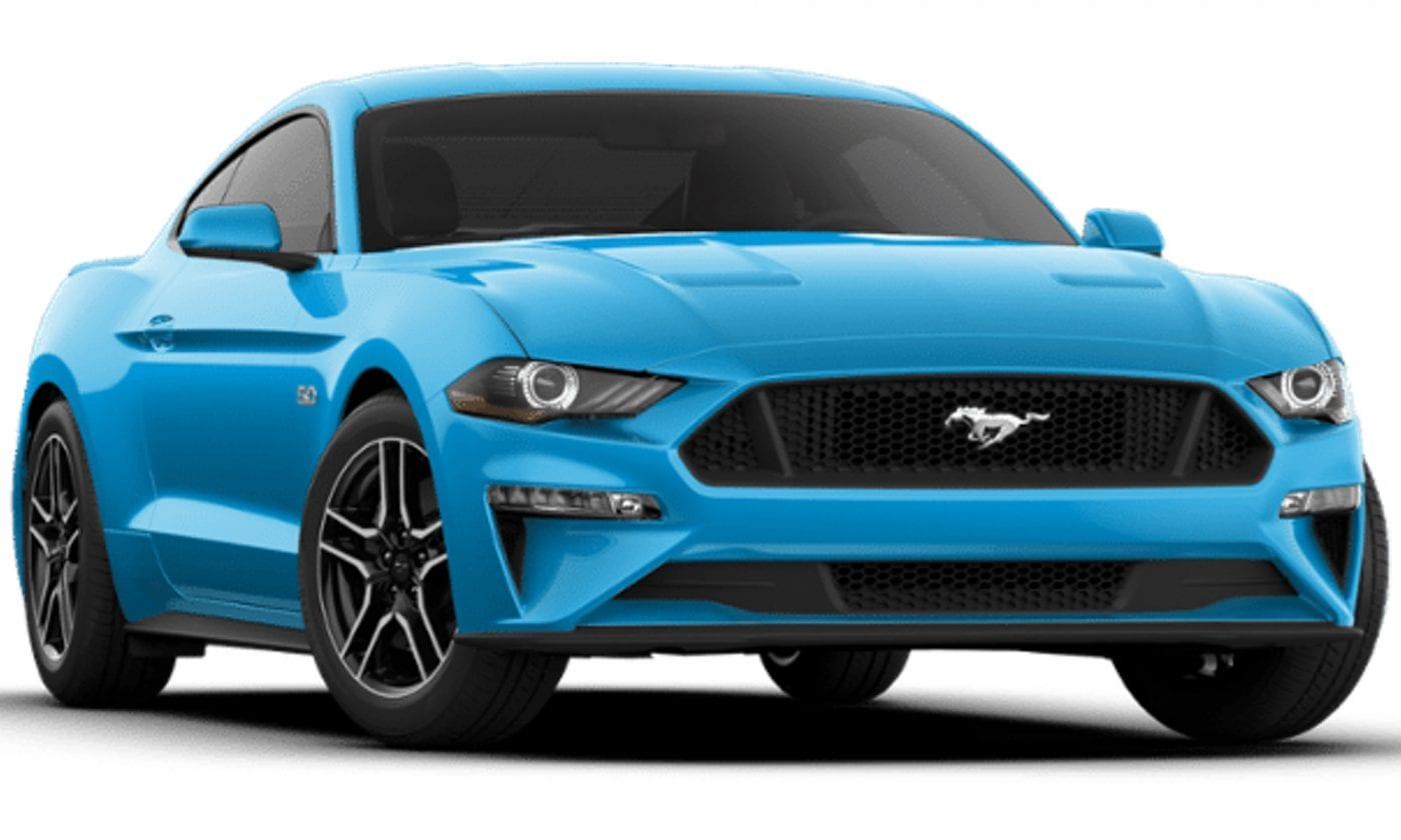 2020 Ford Mustang Engine Specs