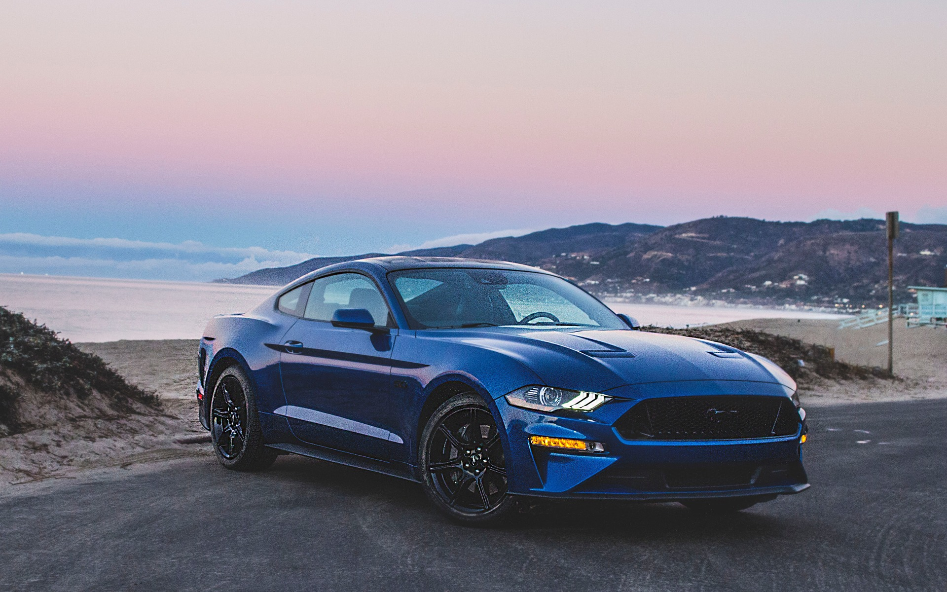 2020 Mustang Color Information