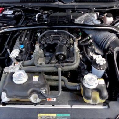 2009 5.4 L V8 mustang
