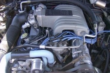 1986 Mustang 5.0 engine