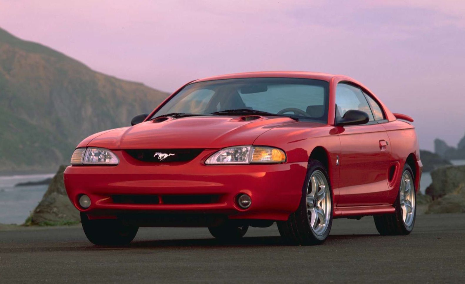 4th Generation Ford Mustang Maintenance Schedules